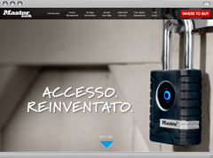 Lucchetti Master Lock® con Bluetooth®