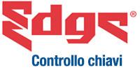 Logo e chiavi del sistema di controllo chiavi Edge®
